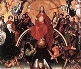 Hans Memling Last Judgment Triptych [detail 5] painting